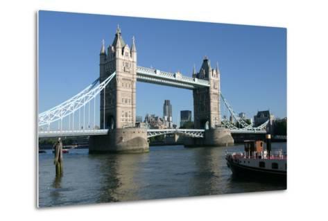 Tower Bridge, London-Peter Thompson-Metal Print