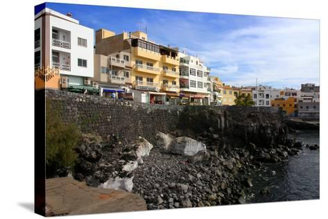 Los Abrigos, Tenerife, Canary Islands, 2007-Peter Thompson-Stretched Canvas Print
