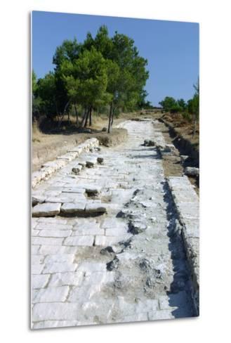 Salamis, North Cyprus-Peter Thompson-Metal Print