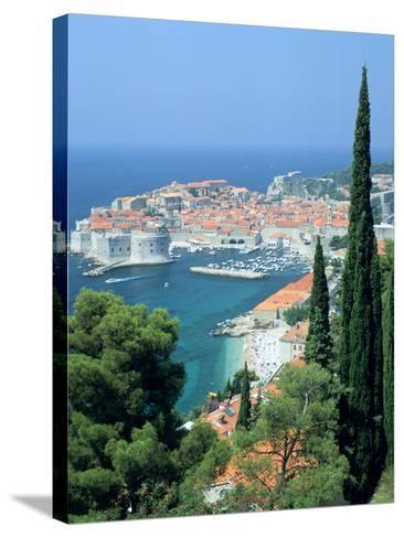Dubrovnik, Croatia-Peter Thompson-Stretched Canvas Print