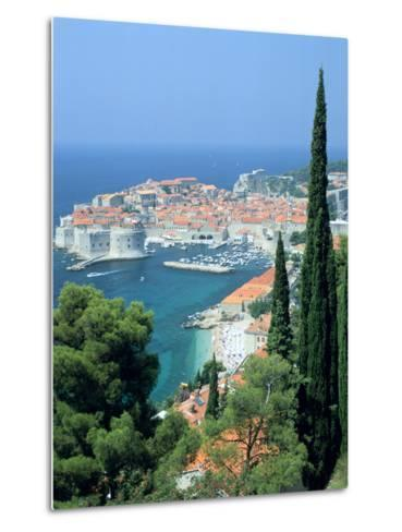 Dubrovnik, Croatia-Peter Thompson-Metal Print