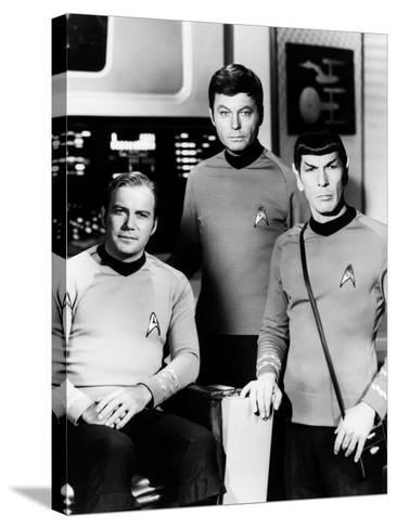Star Trek--Stretched Canvas Print