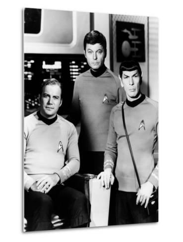Star Trek--Metal Print
