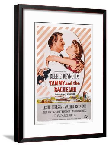 Tammy and the Bachelor--Framed Art Print