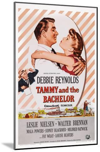 Tammy and the Bachelor--Mounted Giclee Print