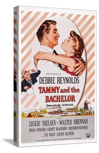 Tammy and the Bachelor--Stretched Canvas Print