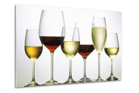 Wines and Champagne-Eising Studio - Food Photo and Video-Metal Print
