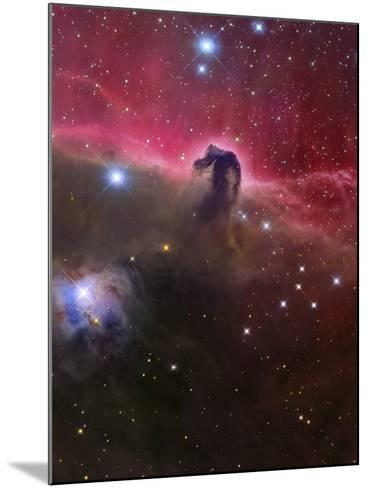 The Horsehead Nebula, Barnard 33 in the Orion Constellation-Stocktrek Images-Mounted Photographic Print