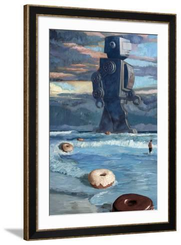 Summer - Eric Joyner Poster-Eric Joyner-Framed Art Print