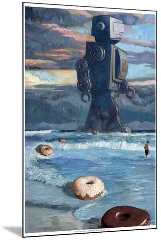 Summer - Eric Joyner Poster-Eric Joyner-Mounted Poster