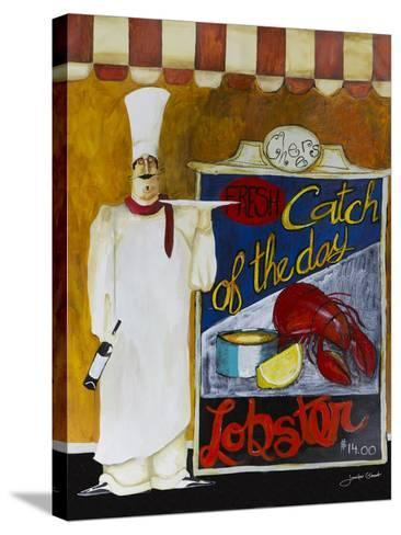 Catch of the Day-Jennifer Garant-Stretched Canvas Print