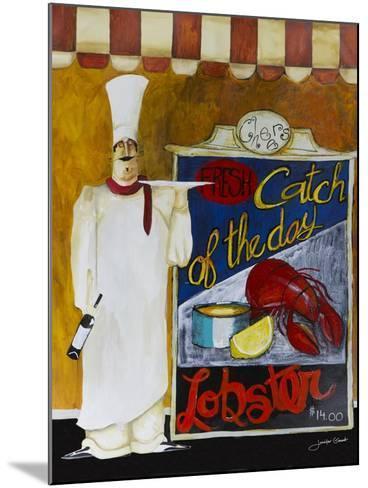 Catch of the Day-Jennifer Garant-Mounted Giclee Print