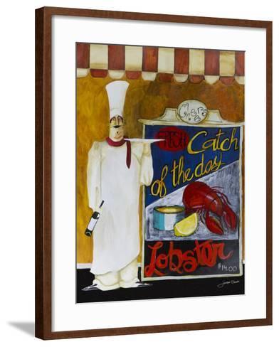 Catch of the Day-Jennifer Garant-Framed Art Print