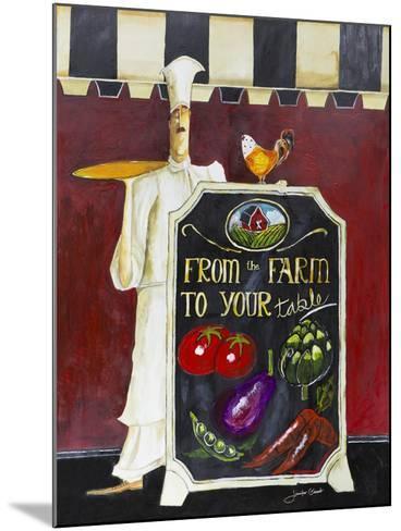 Farm to Table-Jennifer Garant-Mounted Giclee Print