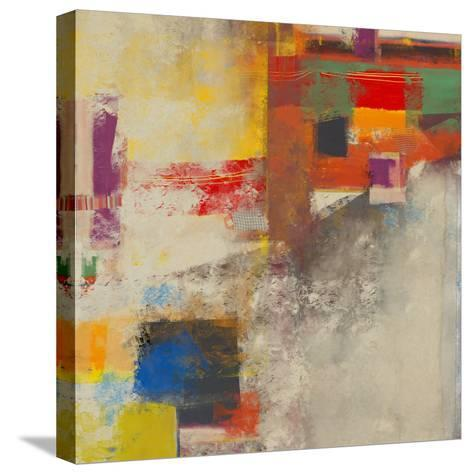 Abstraction- moypapaboris-Stretched Canvas Print