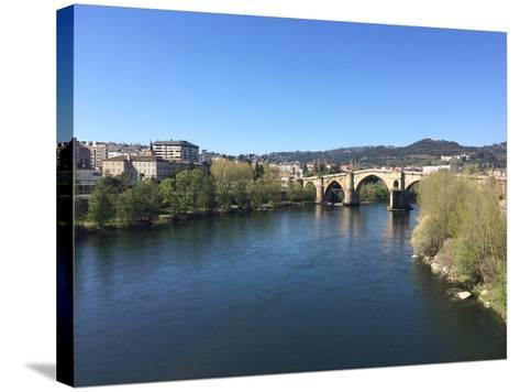 Ourense, Galicia, Spain-jvinasd-Stretched Canvas Print