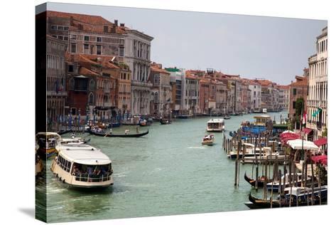 Venezia-Alessandro Lai-Stretched Canvas Print