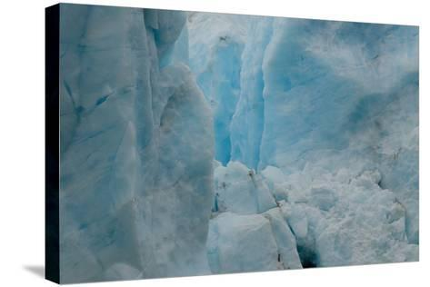 Glacier Blue Ice Cayon-Latitude 59 LLP-Stretched Canvas Print