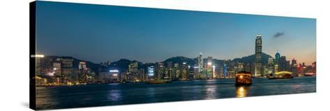 Hong Kong-Frank Gerstner-Stretched Canvas Print