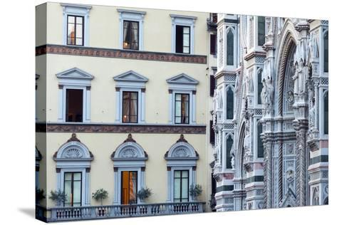 Florence (Firenze)-Claudiogiovanni-Stretched Canvas Print