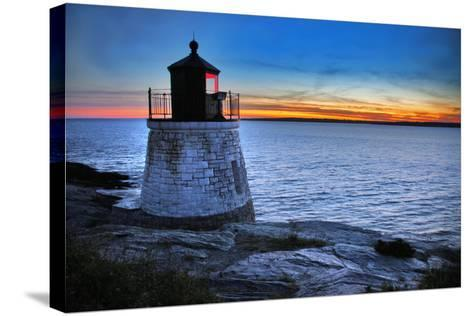 Lighthouse-Stuart Monk-Stretched Canvas Print