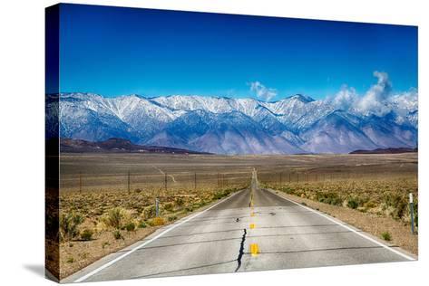 Eastern Sierras-garytog-Stretched Canvas Print