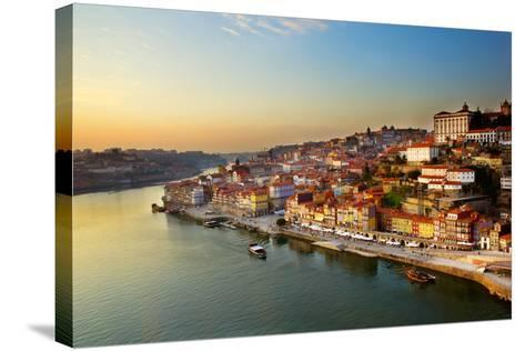 Porto, Portugal-neirfy-Stretched Canvas Print