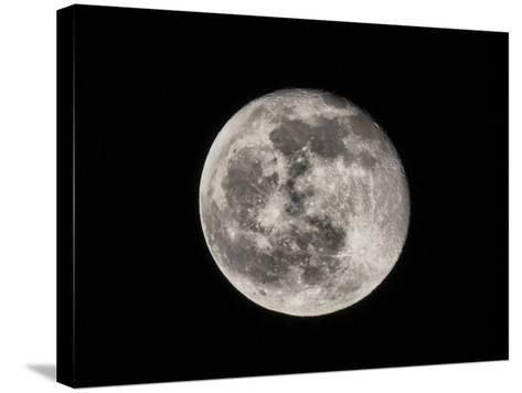 Full Moon HDR-Claudio Divizia-Stretched Canvas Print
