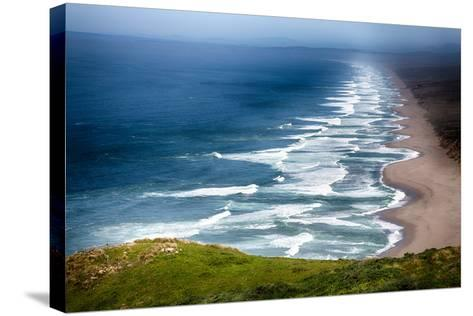 Point Reyes Seashore-garytog-Stretched Canvas Print