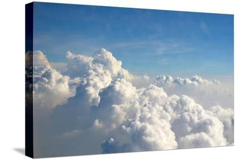 Clouds-Rus N.-Stretched Canvas Print