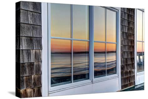 Sunrise Reflection 26-dbriyul-Stretched Canvas Print