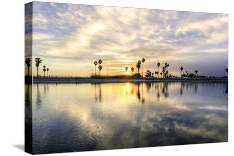 Mission Bay, San Diego, California-f8grapher-Stretched Canvas Print