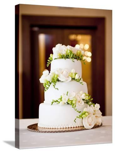 Wedding Cake-HalfPoint-Stretched Canvas Print