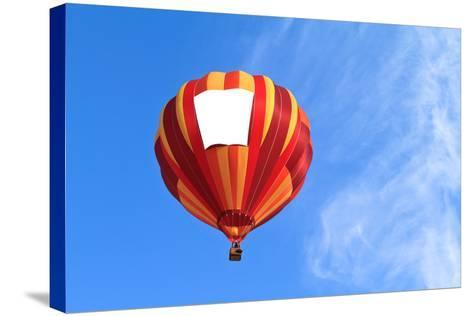 Hot Air Balloon-topseller-Stretched Canvas Print