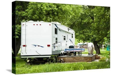 Recreational Vehicles-jimsphotos-Stretched Canvas Print