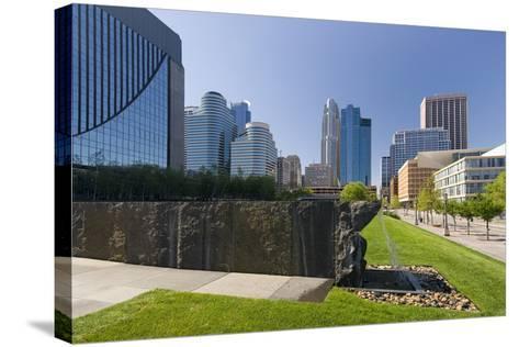 Downtown Minneapolis Skyline, Minnesota, USA-PhotoImages-Stretched Canvas Print