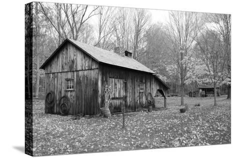 Historic Millbrook Village-Gary718-Stretched Canvas Print