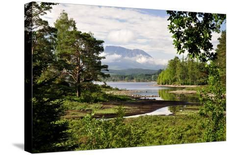 Ben Nevis, Scottish Highlands-Another Viewpoint-Stretched Canvas Print