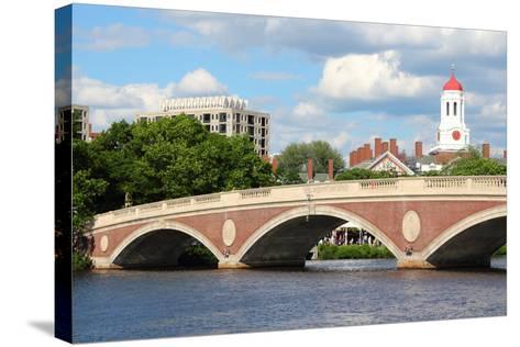 Harvard-Tupungato-Stretched Canvas Print