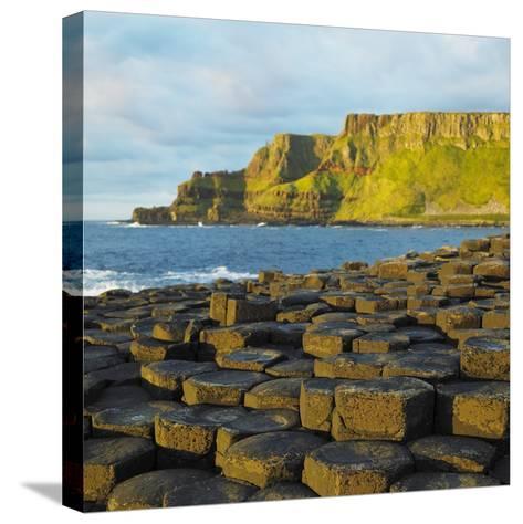 Giant's Causeway, County Antrim, Northern Ireland-phbcz-Stretched Canvas Print