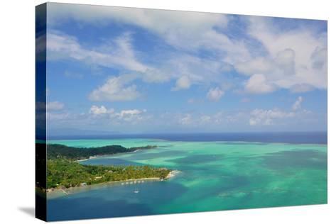 Bora Bora-Styve-Stretched Canvas Print