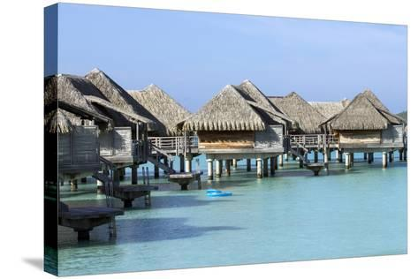 Bora Bora-GDVCOM-Stretched Canvas Print