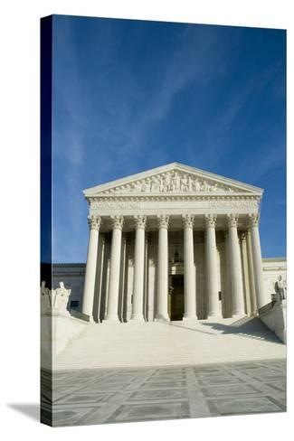Us Supreme Court-MDpic-Stretched Canvas Print