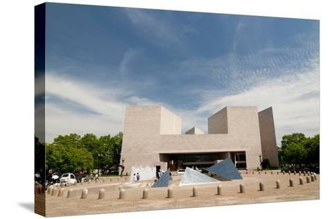 Modern Building--Us National Gallery of Art-jwblinn-Stretched Canvas Print