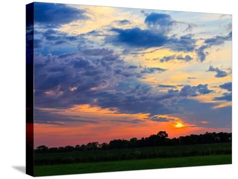 Glorious Morning-KennethKeifer-Stretched Canvas Print