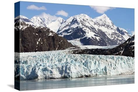 Glacier Bay-ziss-Stretched Canvas Print