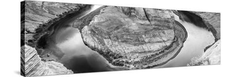 Horseshoe Bend-mariakraynova-Stretched Canvas Print
