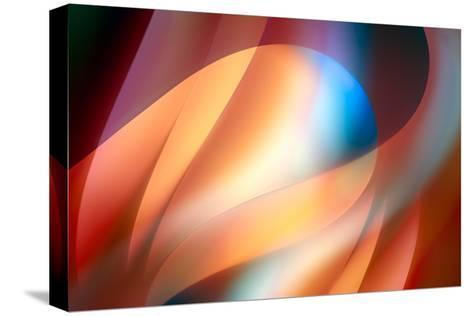 Curves-Ursula Abresch-Stretched Canvas Print