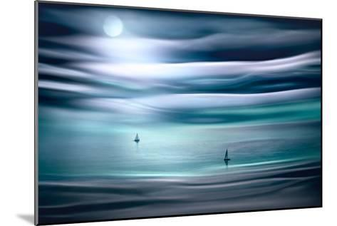 Sailing by Moonlight-Ursula Abresch-Mounted Photographic Print