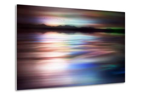 Sundown-Ursula Abresch-Metal Print